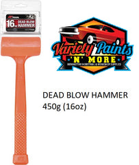 DEAD BLOW HAMMER 450g (16oz)