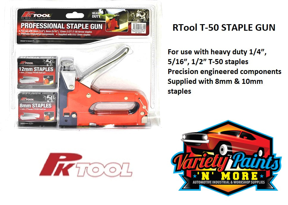 RTool T-50 STAPLE GUN