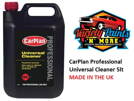 CarPlan Professional Universal Cleaner 5lt