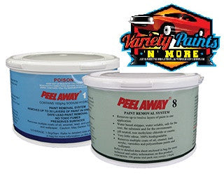 Peel Away 1 Paint Removal System Up To 30 Layers 300 Gram Test Pack