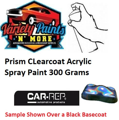 Prism CLearcoat Acrylic Spray Paint 300 Grams 300 Grams