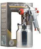 Workquip Suction Spray Gun P102