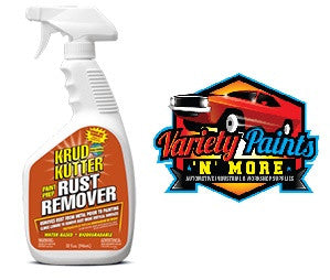 Krud Kutter Rust Remover Gel 946ml