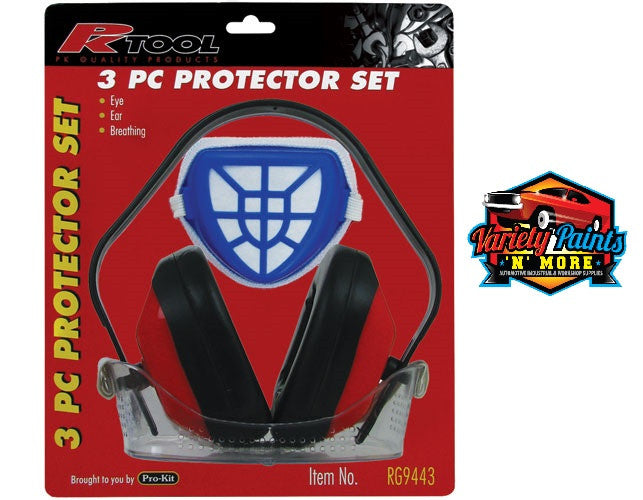 PK Tool 3 Piece Safety Protector Set