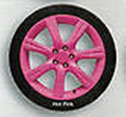Rustoeum Peel Coat x 4 cans  (Removable Coating) Hot Pink