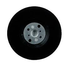 Norton Rubber Backing Pad for 125mm Fibre Discs