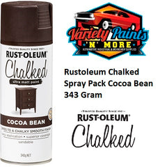 Rustoleum Chalked Spray Pack Cocoa Bean 343 Gram