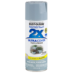 RustOleum 2X Dark Grey Ultracover Spray Paint Variety Paints N More Wangara W.A