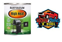 Rustoleum High Heat Enamel 1 Quart 946ml