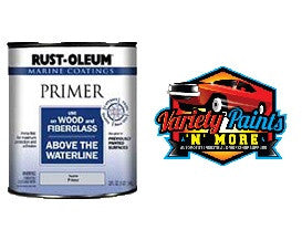 Rustoleum Wood & Fibreglass Primer 1 Quart