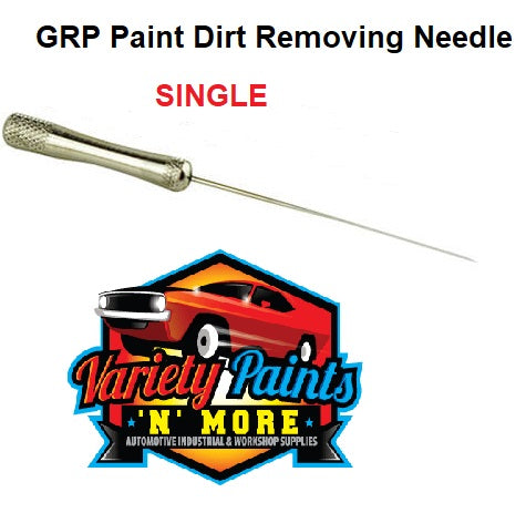 GRP Paint Dirt Removing Needle SINGLE