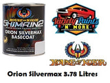 S2-BC02 ORION SILVERMAX SHIMRIN2® House of Kolor®3.78 Litres