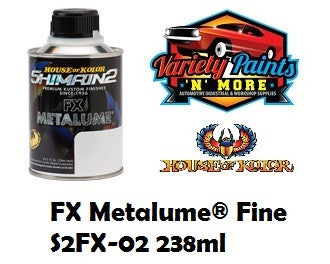 FX Metalume  Fine FBC S2FX-02 House of Kolor 238ml