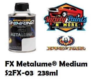 FX Metalume Medium S2FX-03 House of Kolor 238ml