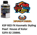 KSP RED FX Kosmatic Styling Pearl  House of Kolor  S2FX-32 238ML