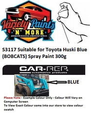 S3117 Suitable for Toyota Huski Blue (BOBCATS) Spray Paint 300g