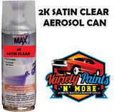 70% Satin Clear 2K Spraymax Aerosol 300 Grams