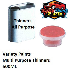 Variety Paints All Purpose Thinners 500ML VPAPT500 SG500