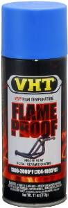 VHT Flame Proof Coating Flat Blue