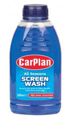 Carplan All Seasons Screenwash 500ml
