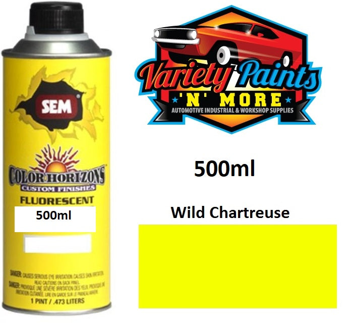 SEM Color Horizons Wild Chartreuse 500ml