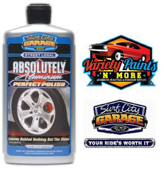 Absolutely Aluminum Perfect Polish 16oz Surf City Garage