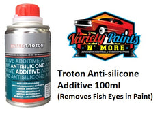 Troton Antisilicone Additive Drops 100ml (Fish Eye Removal)