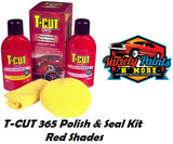 TCut 365 Polish and Seal Kit Radiant Red Variety Paints N More