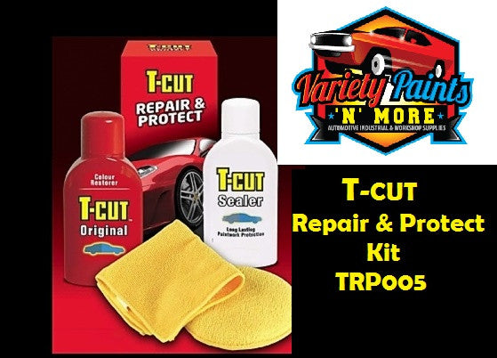 T Cut Repair & Protect Kit 2 x 375ml Bottles