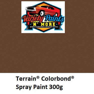 Terrain Colorbond Spray Paint 300g
