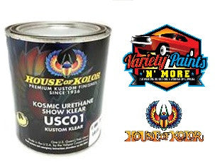 Show Klear 473ml Kosmic Urethane Clear Coat House of Kolor PART A