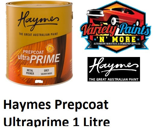 Haymes Prepcoat Ultraprime 1 Litre