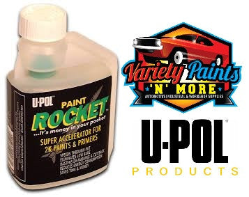 UPol Rocket Paint Accelerator 250ml