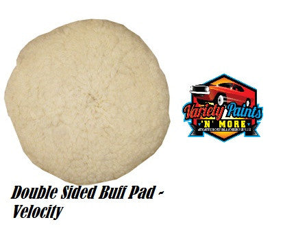 Velocity Sheepskin Double Sided Wooley Buff
