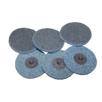 Velocity Single Coarse Quick Change Discs 75mm x Fine  (Roloc)