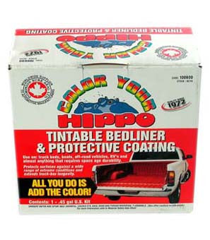 Hippo Tintable Bed Liner Kit