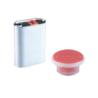 Oval Drum with Bericap 2.5 Litre Flask Can