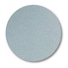 Norton Single 400 Grit No Hole No-Fil Velcro Disc 150mm