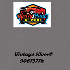 Variety Paints Vintage Silver® Powdercoat Spray Paint 300g