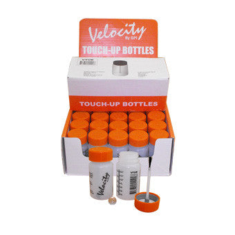 Velocity Touch Up Bottles Box of 25 Units