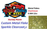 Variety Paints Metal Flakes Chartreuse 0.004 12cc