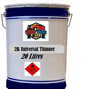 Variety Paints All Purpose 2K Universal Thinner 20 Litre 2PTN20
