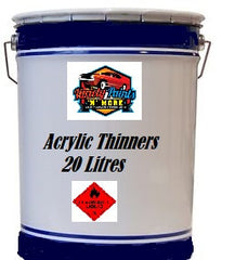 Variety Paints Acrylic Thinners 20 Litre