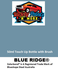 Colorbond® Blue Ridge Touch Up Bottle 50ml