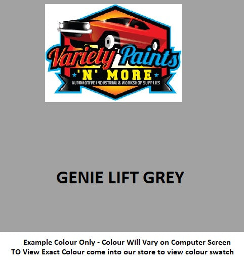 Variety Paints Genie Grey Industrial  Spray Paint 300g