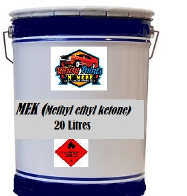 Variety Paints MEK Methyl Ethyl Ketone 20 Litre