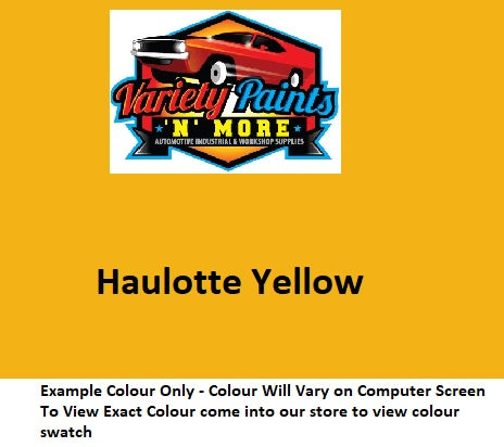 Haulotte Yellow Industrial  Spray Paint 300g