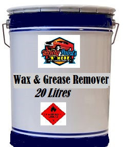 Variety Paints Wax & Grease Remover 20 Litre (Prepwash)