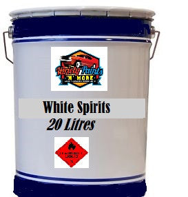 Variety Paints White Spirits 20 Litre