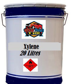 Variety Paints Xylene 20 Litre VPXYL20
